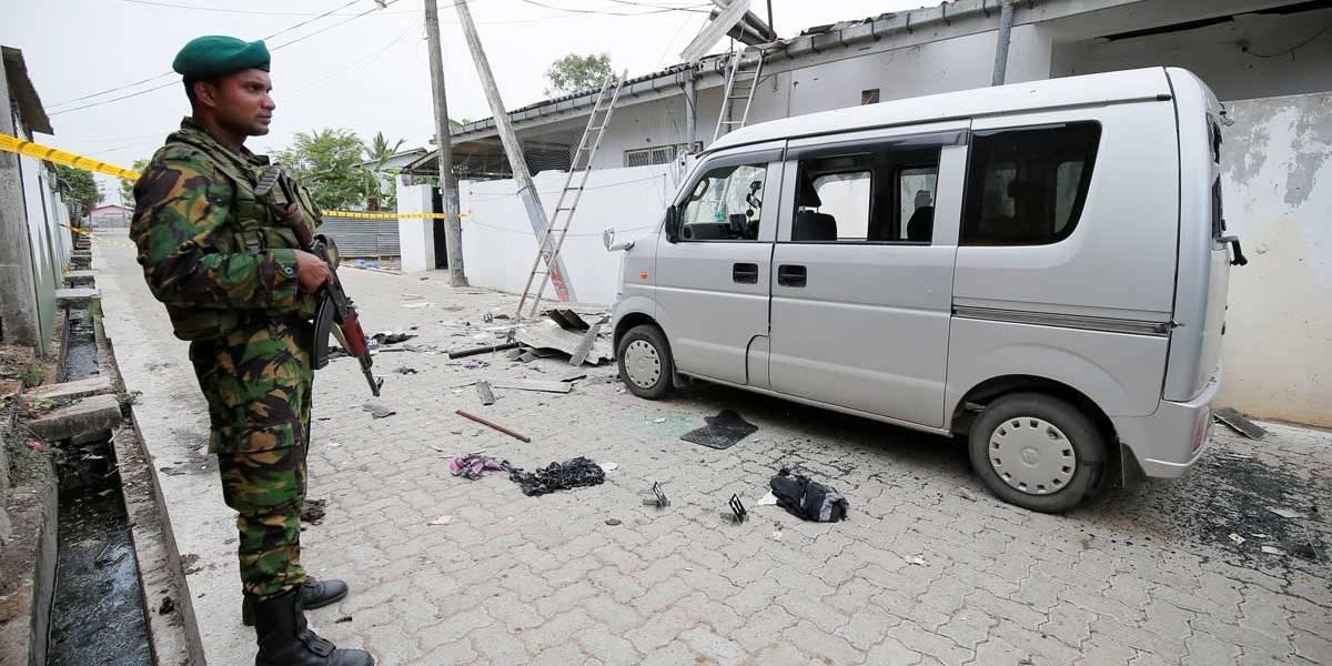 Operação contra suspeitos de atentados no Sri Lanka deixa 15 mortos