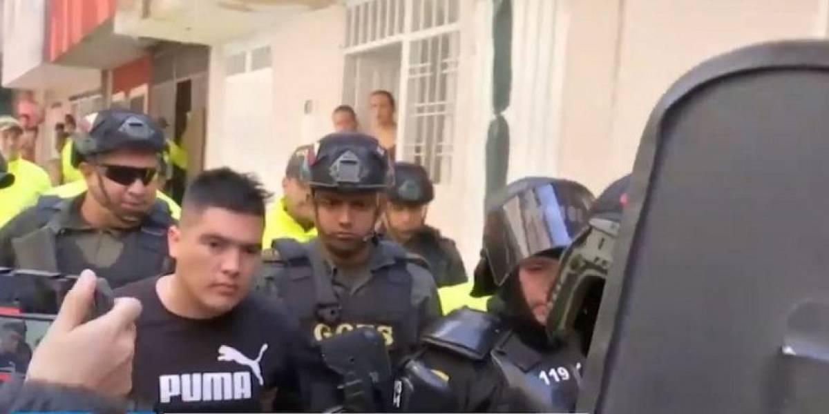 A la cárcel Juan Valderrama por el presunto asesinato de Ilse Ojeda