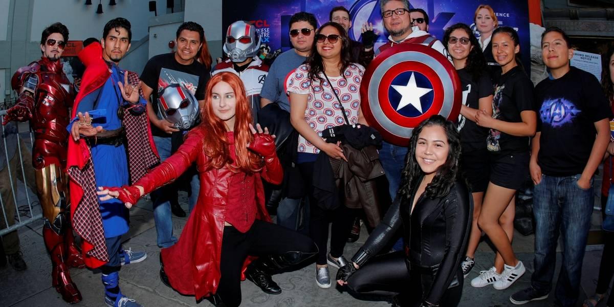 'Vingadores: Ultimato' bate recorde de bilheteria com arrecadação de US$ 1,2 bi em estreia mundial