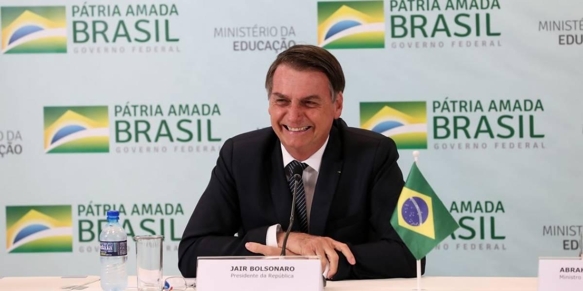 Bolsonaro se encontra com Maia: 'tratamos de um montão de assuntos'