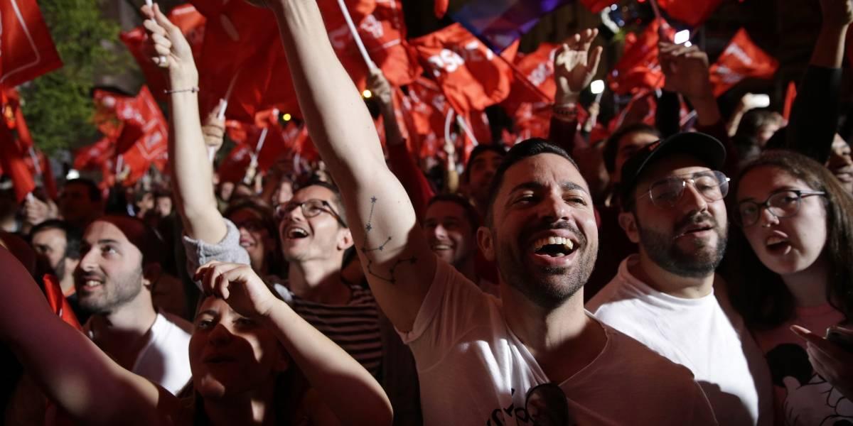 PSOE gana elecciones pese al auge de extrema derecha en España