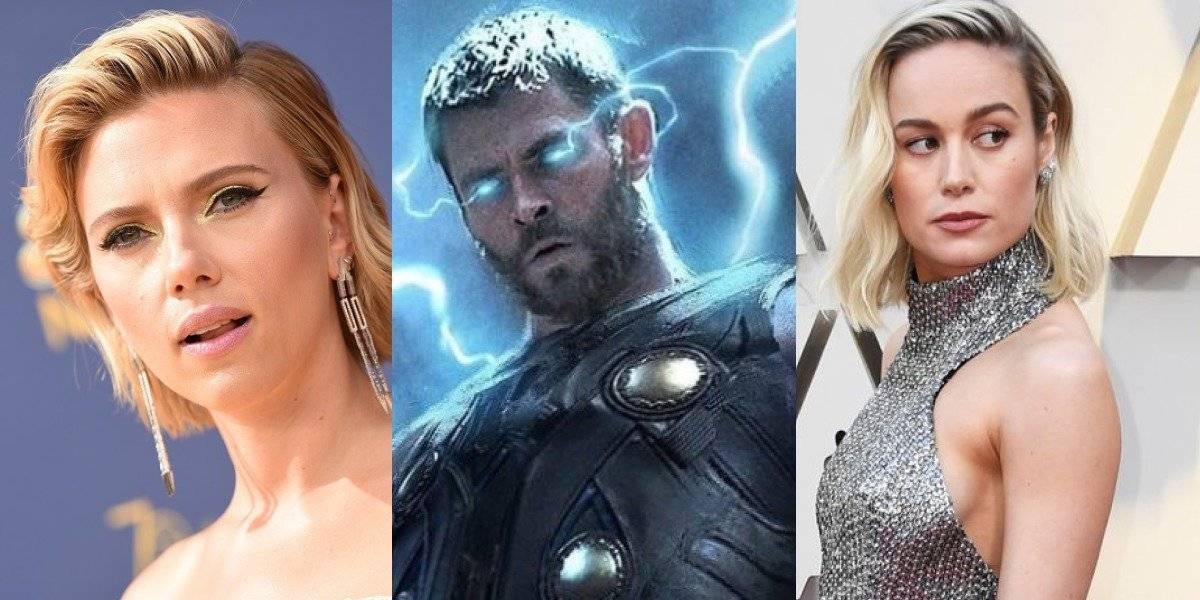 Avengers EndGame: Los personajes más buscados en Pornhub