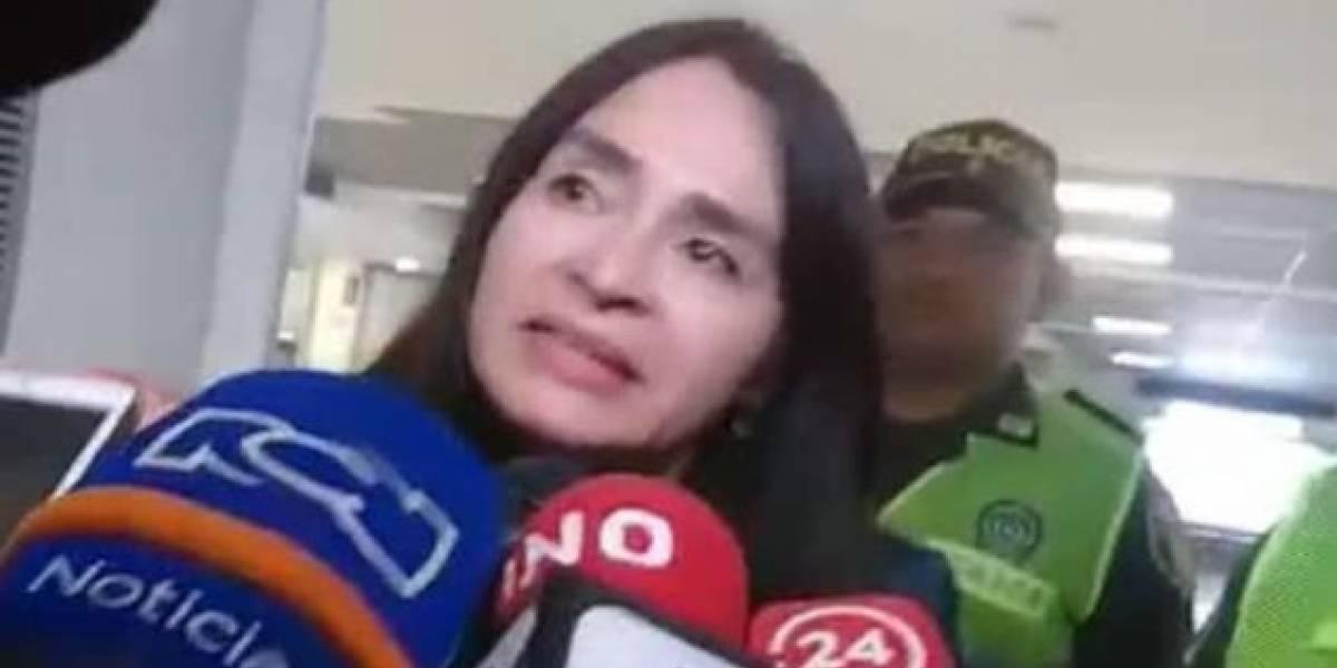 El sentido mensaje de la hermana de Ilse Ojeda a los colombianos antes de partir