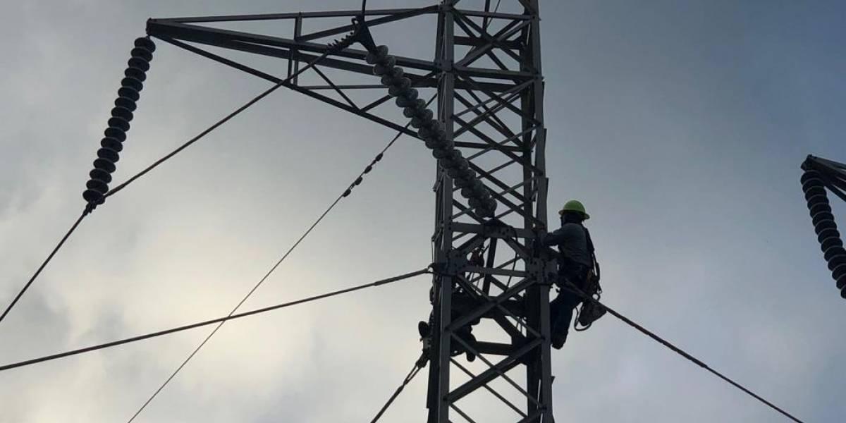 Listo el sistema eléctrico para la temporada de huracanes según José Ortiz