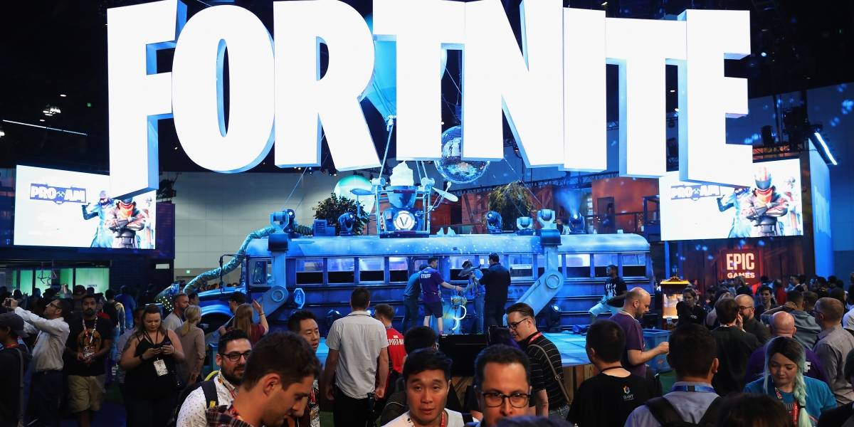 Fortnite in the area! Epic Games will have giant stand at BGS 2019; see details