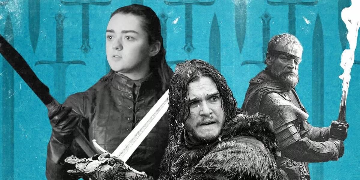 Game of Thrones se robó una escena de Star Wars en The Long Night
