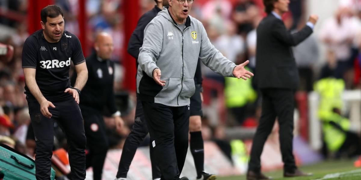 Leeds United pierde ascenso a la Premier League por 'fair play' de Bielsa