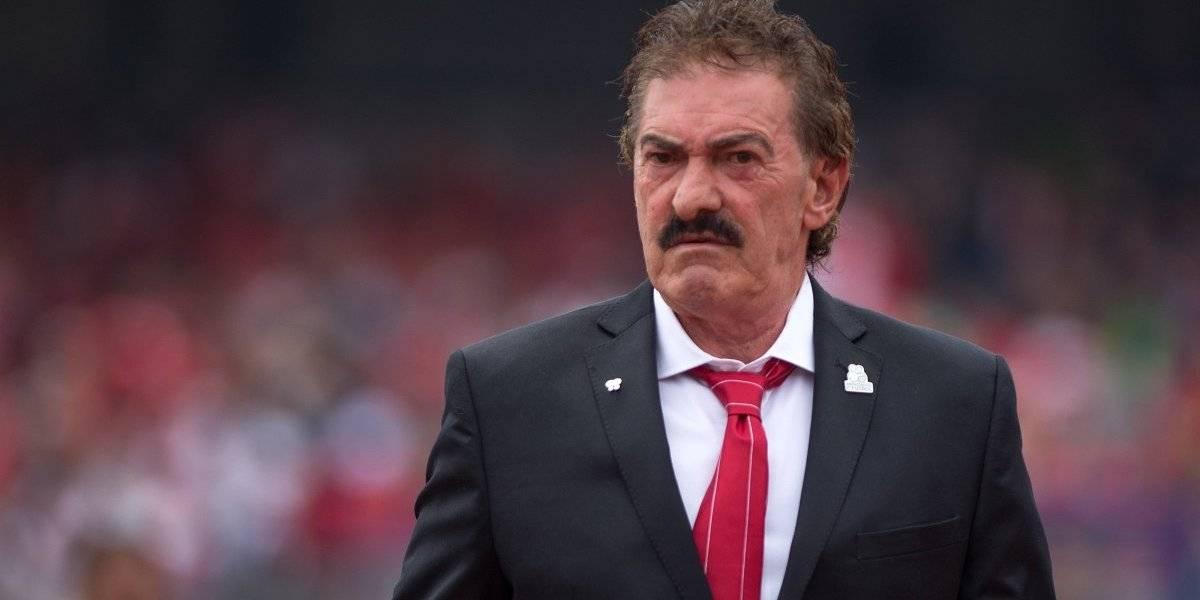 Falta de actitud, causa de la derrota; asegura Ricardo La Volpe