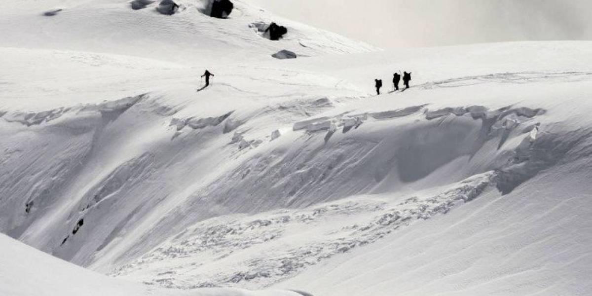 Mueren cuatro esquiadores por alud de nieve en Suiza