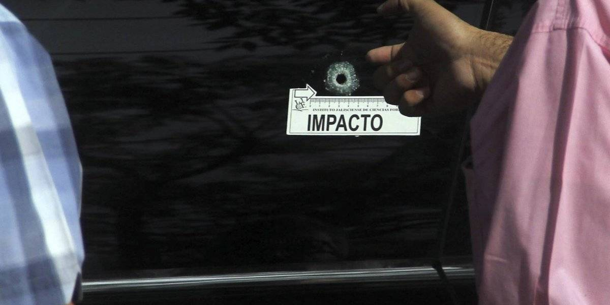 Asesinan a seis personas durante fiesta en Guadalajara
