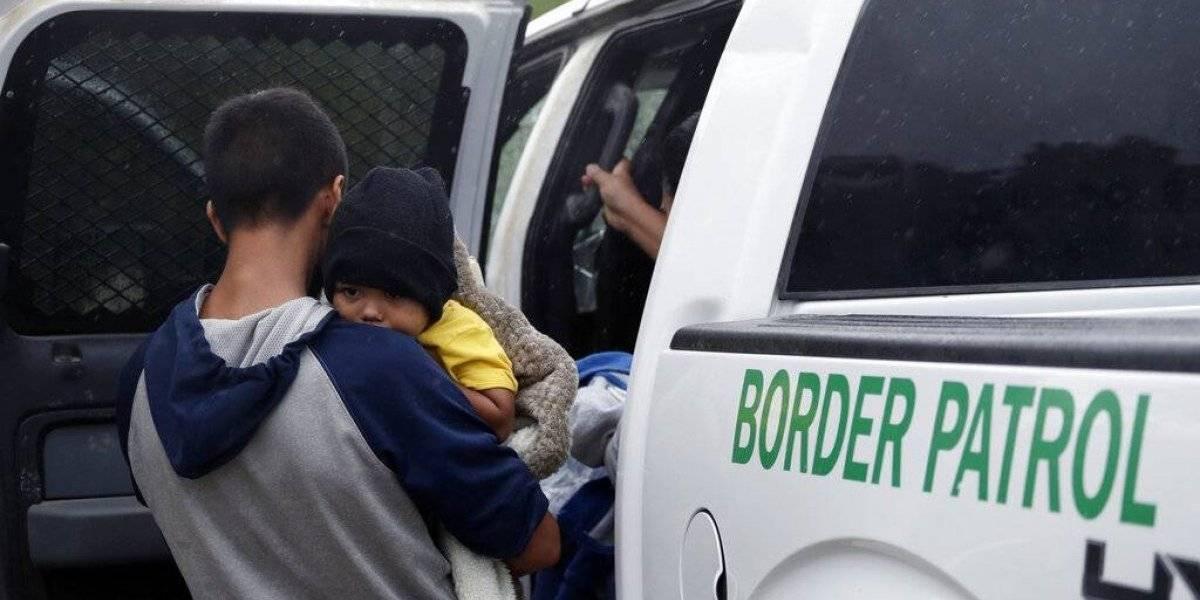 Patrulla Fronteriza toma huellas digitales a menores de 14 años