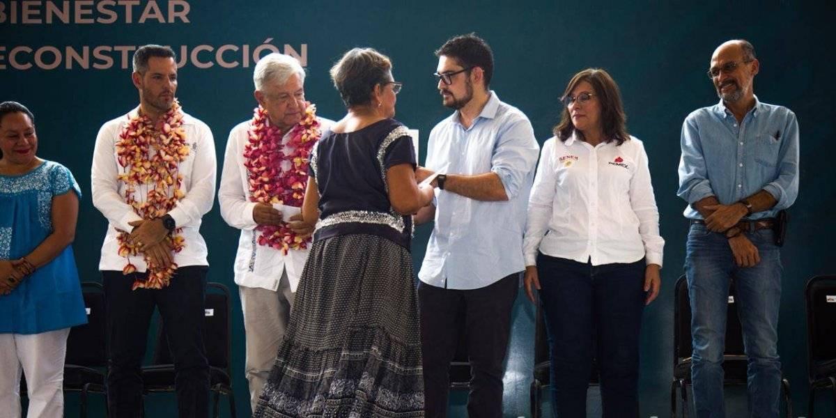 Atenderán en 2019 a 12 mil viviendas en Oaxaca afectadas por sismos