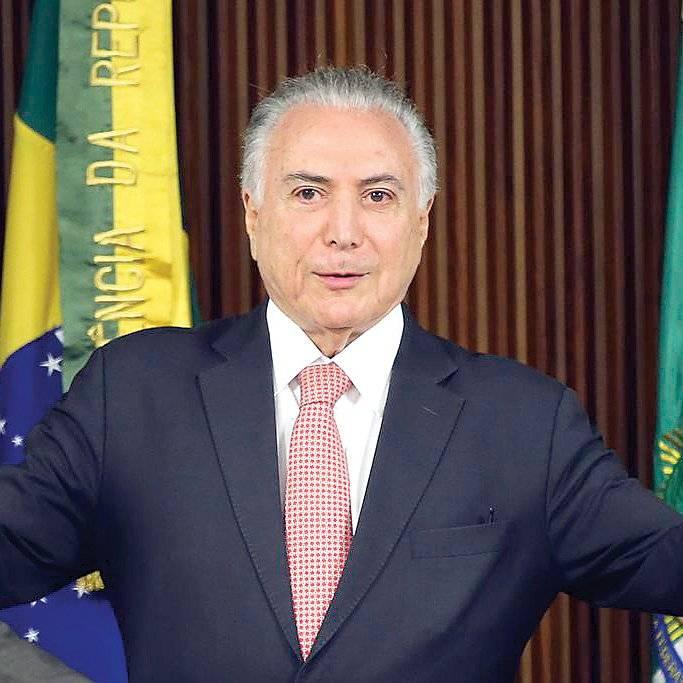 Michel Temer Antonio Cruz/Agência Brasil