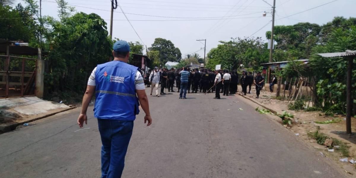 Liberan a alcalde de Coatepeque retenido desde el domingo