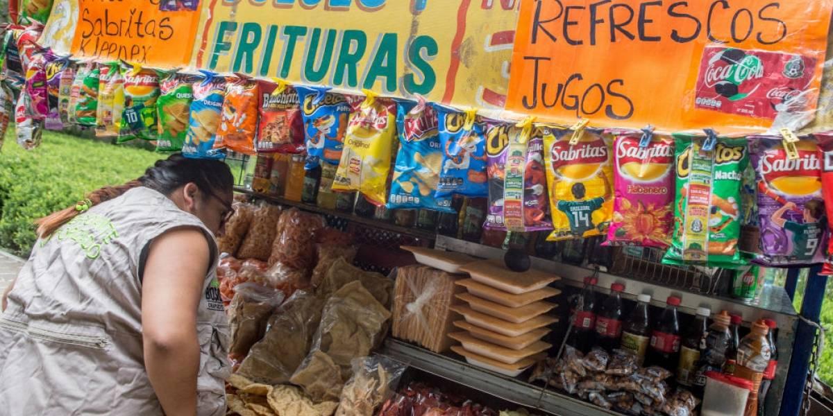 Ambulantes ganan más que profesionistas en México