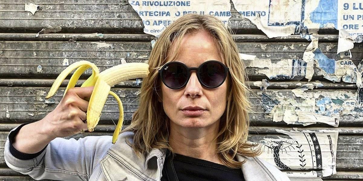 ¿Por qué un plátano se convirtió en símbolo de resistencia en Polonia?