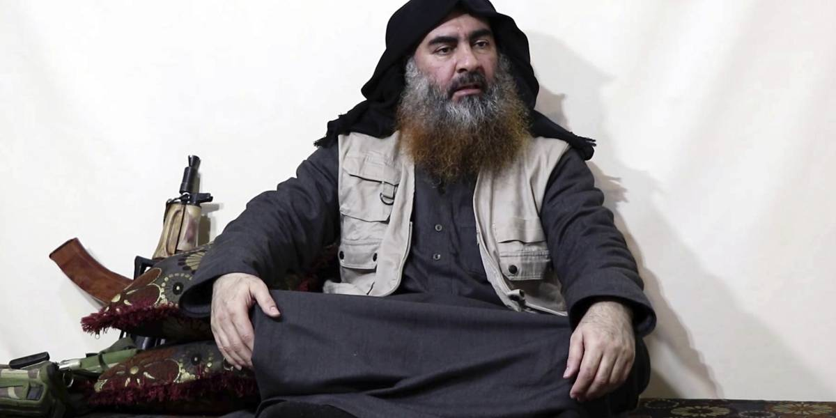 Reaparece en video Abu Bakr al Baghdadi, fundador del Estado Islámico