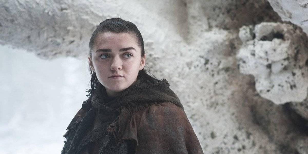 Maisie Williams sobre su sorprendente actuación de Arya en Game of Thrones
