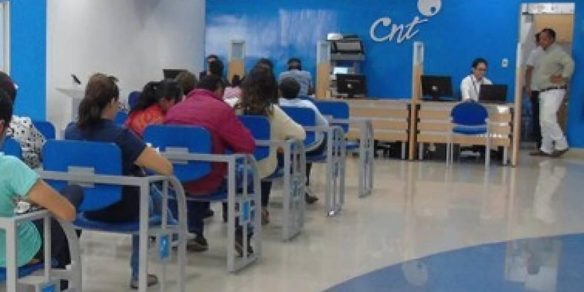 CNT eliminó 10% de plazas laborales, según disposición gubernamental