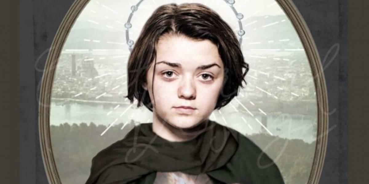 """""""Siempre reina, nunca inreina"""": """"Arya Stark"""" desata locura en las redes sociales"""