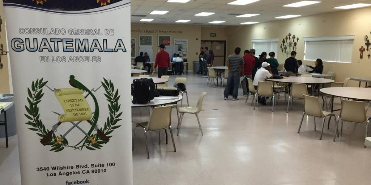 No todos los guatemaltecos en EE. UU. votarán en consulados