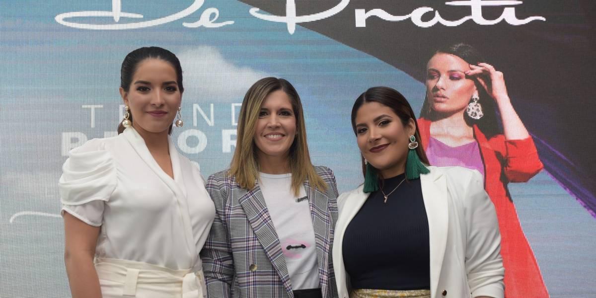 """De Prati presentó nuevas tendencias con la colección """"Madres 2019"""""""
