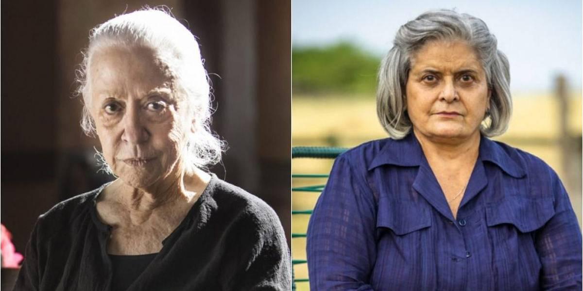 A Dona do Pedaço: Fernanda Montenegro e Jussara Freire honram título da novela