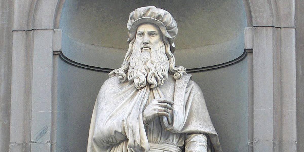 Italianos identificam cabelos que poderiam ser de Leonardo Da Vinci