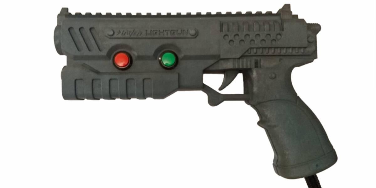 La Sinden Lightgun es la pistola definitiva para jugar con pantalla plana