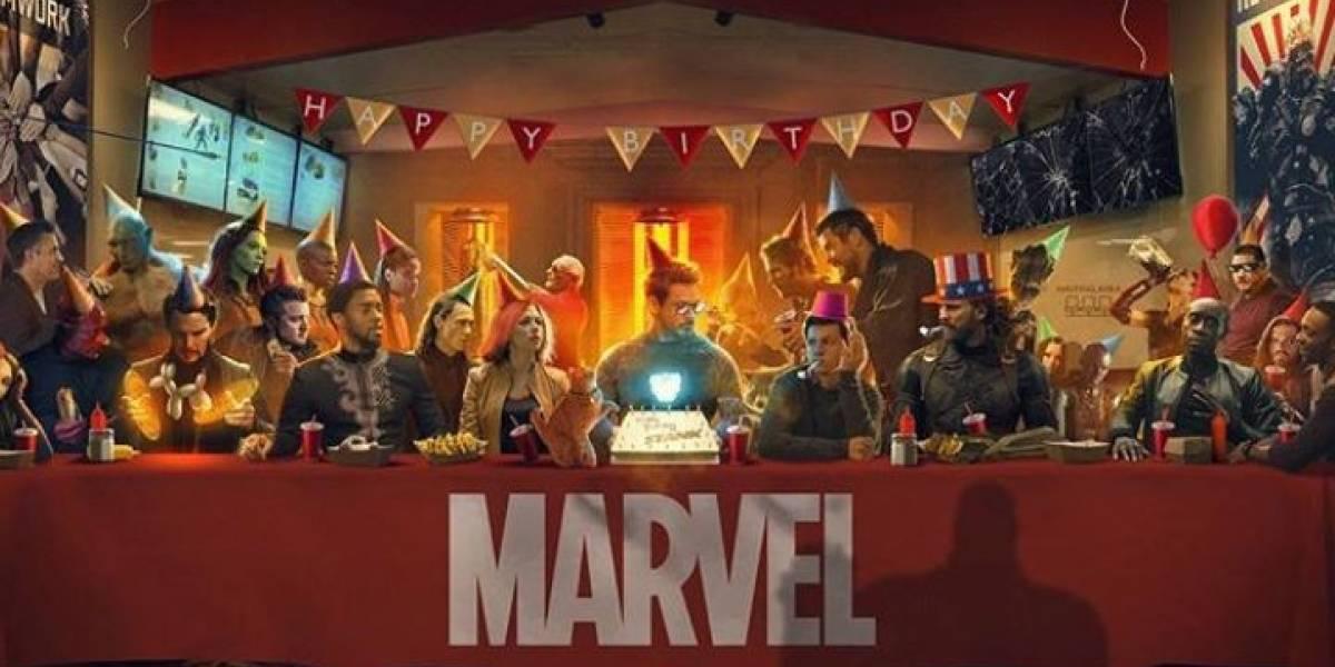El emotivo mensaje final de Robert Downey Jr al despedirse de 'Avengers: Endgame'