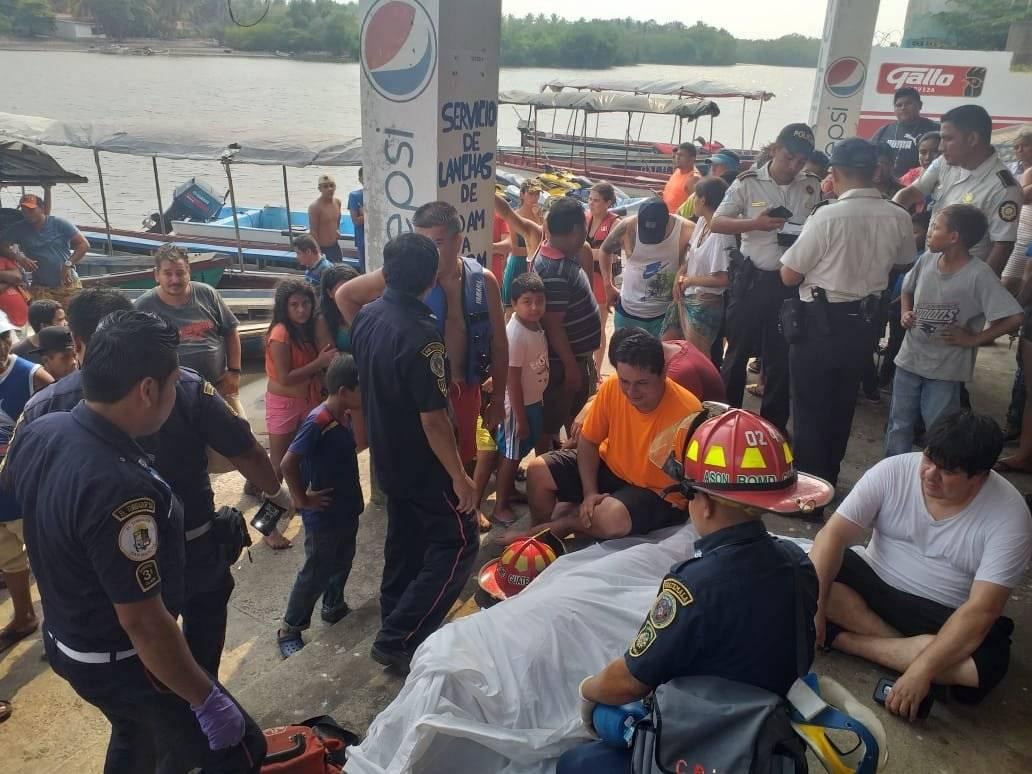 Mujer muere ahogada en Tulate