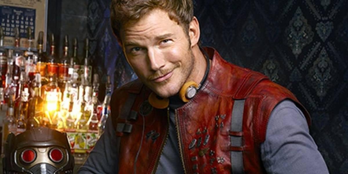 Chris Pratt rompe toda norma y nos muestra el set de Avengers: Endgame desde adentro