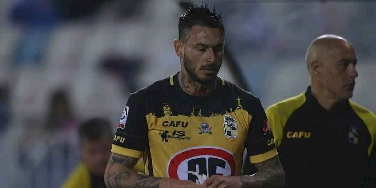 """Mauricio Pinilla pide suspender el fútbol chileno: """"ANFP, basta de pensar con el bolsillo"""""""