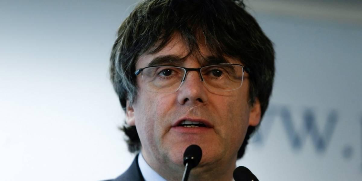 Prohíben candidatura de Puigdemont para las elecciones europeas