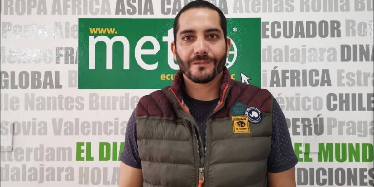 Rodrigo Pacheco: Cocinar es la parte más fácil, lo difícil es encontrar un propósito