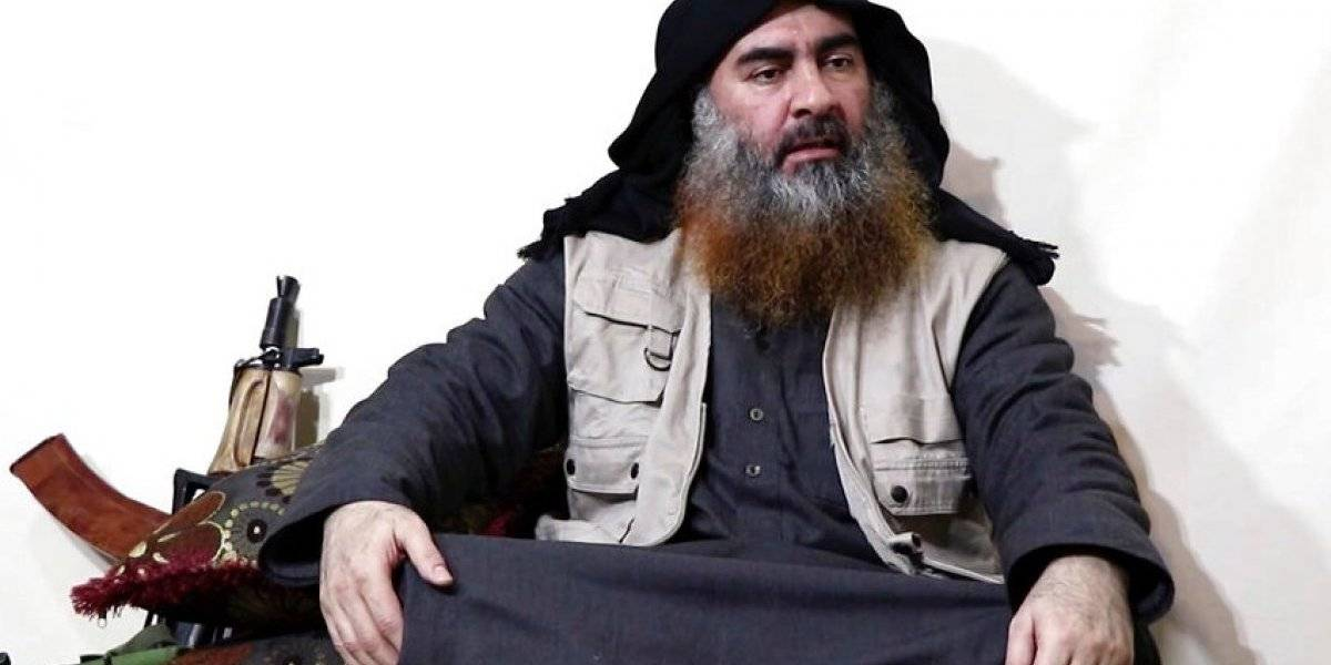 Líder del Estado Islámico reconoce derrota en Siria