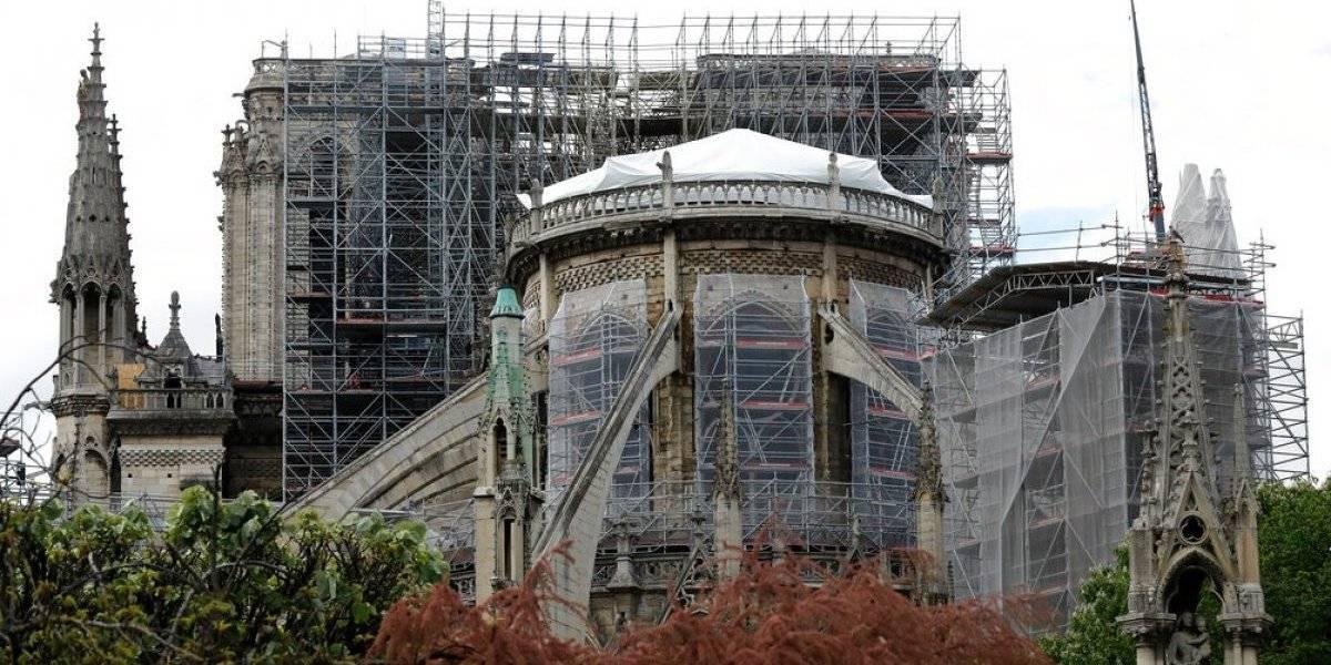 Más de mil expertos piden tiempo para reconstruir Notre Dame