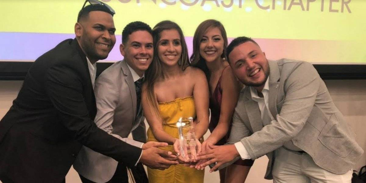 Estudiantes de la UPR Arecibo triunfan en los Emmy