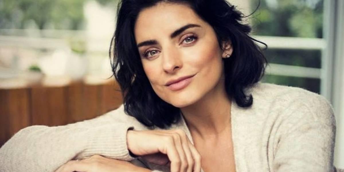 El nuevo look de Aislinn Derbez sorprende; luce más hermosa que nunca