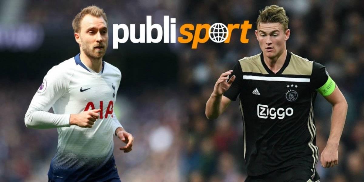 Tottenham vs Ajax ¿Dónde y a qué hora ver el partido?