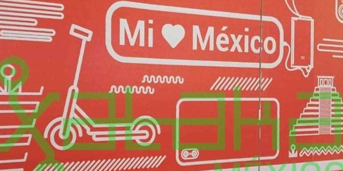Xiaomi abre su tercera tienda oficial en la Ciudad de México