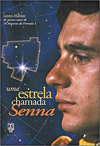"""Livro """"Uma Estrela Chamada Senna"""" Reprodução"""