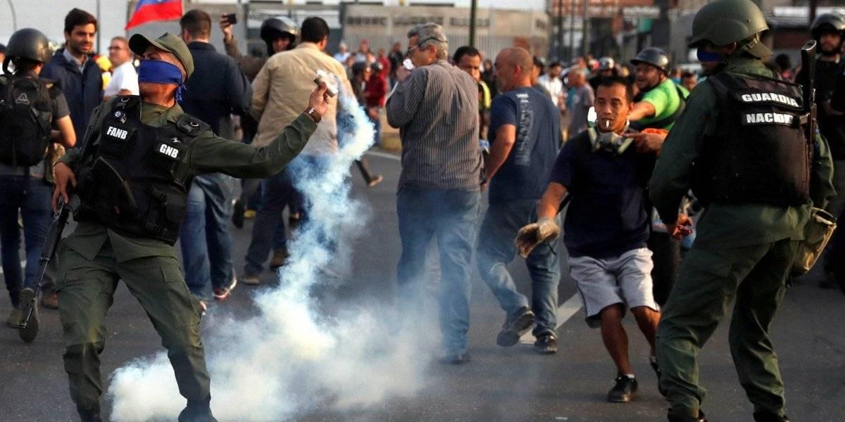 Guaidó afirma ter apoio de forças armadas da Venezuela e governo ressalta 'traição'