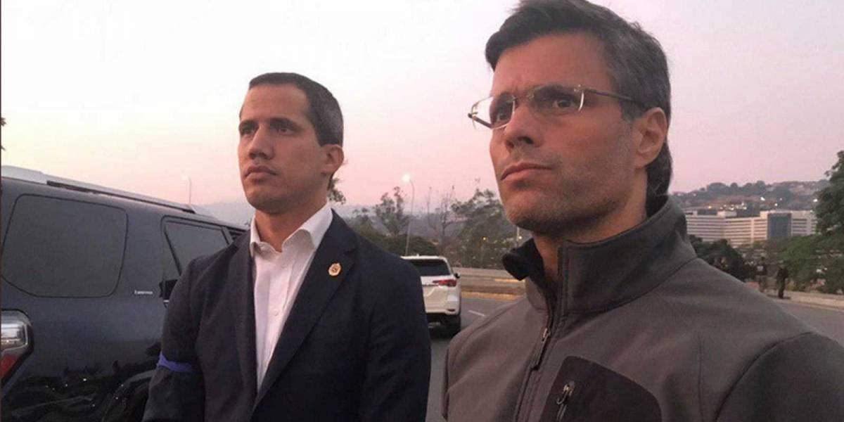 "Venezuela: ONG denuncia caída de miles de servicios de Internet en medio de ""Operación Libertad"" de Guaidó"