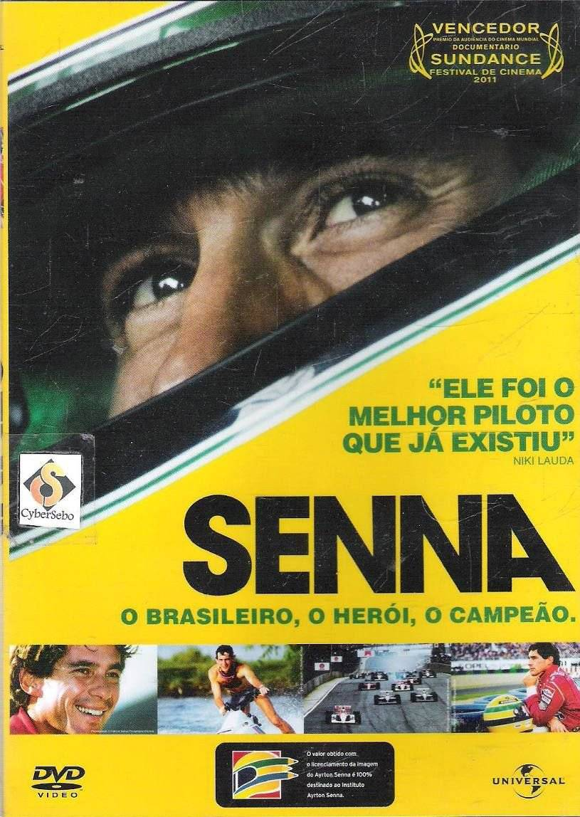 """Filme """"Senna"""" Reprodução"""
