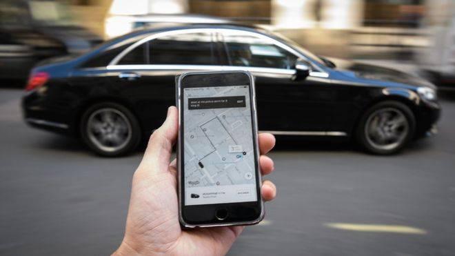Novedad de Uber: Opción permite que el conductor no te hable