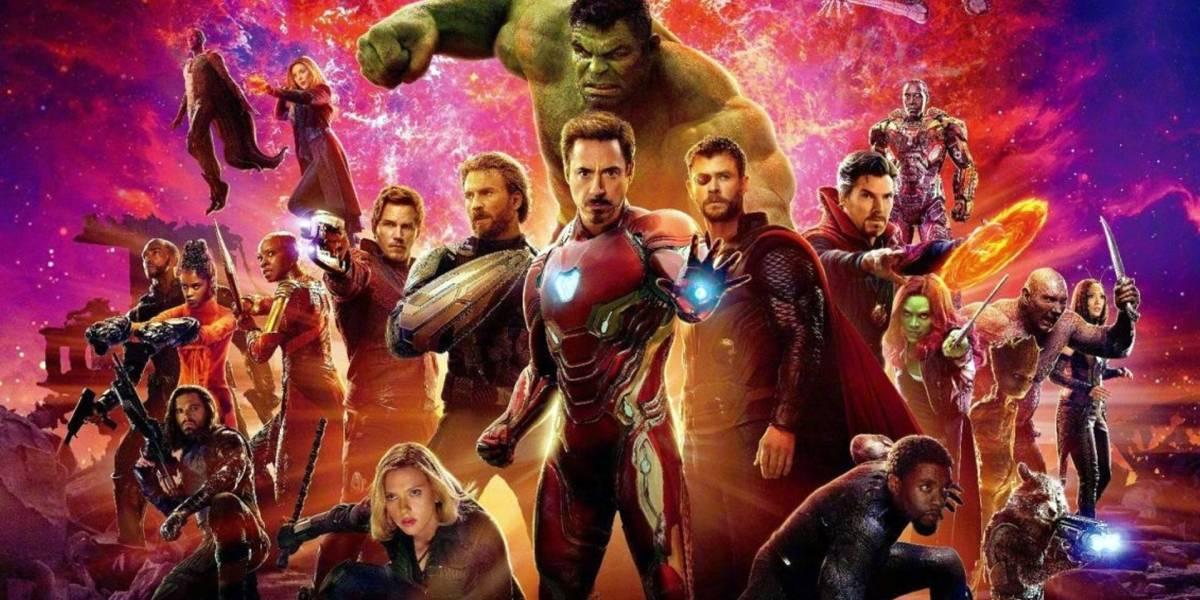 Avengers: Endgame se vuelve la película más taquillera en la historia de México