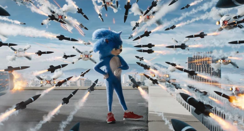 Película de Sonic se retrasa hasta febrero del 2020