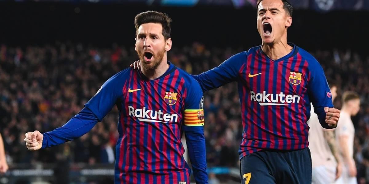 ¡Partidazo en 'semis' de Champions! Barcelona y Liverpool paralizan al mundo