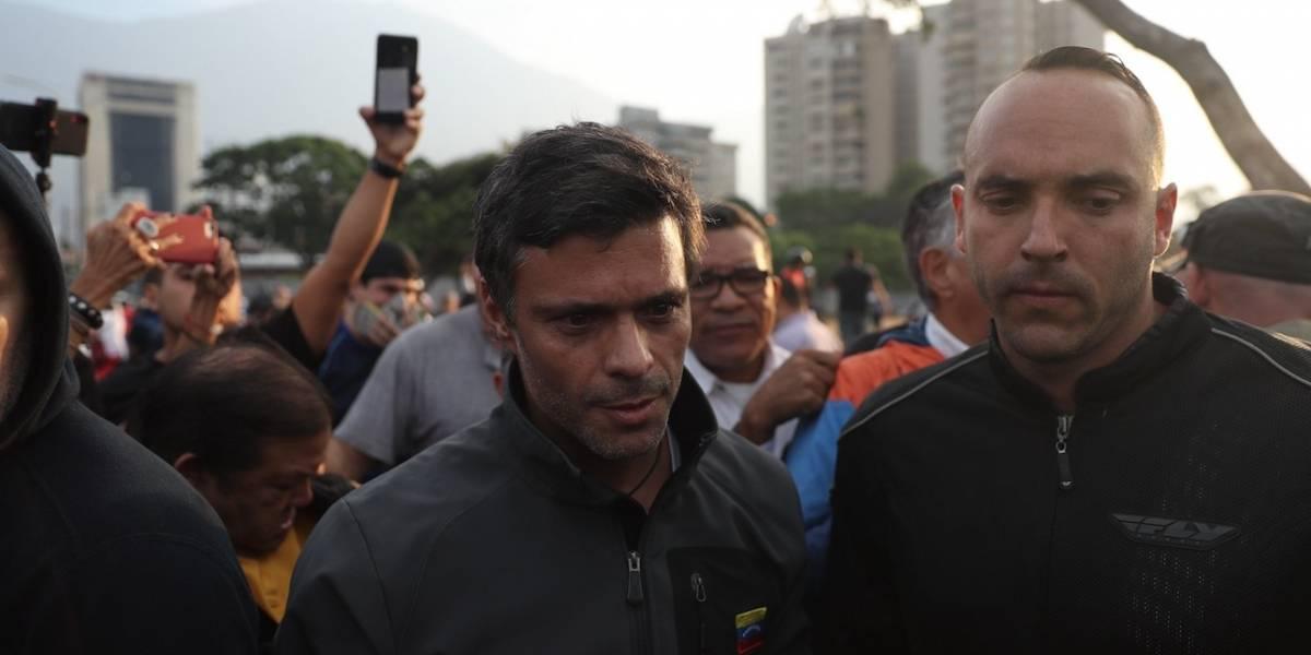 ¡Atención! Tribunal en Venezuela ordena detención de Leopoldo López